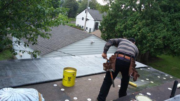 flat roofing minneapolis mn